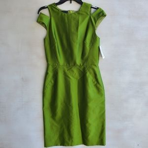 NWT Green Carlise Dress